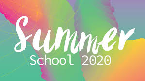 Summer school will begin on July 6, 2020 and continue until August 13, 2020